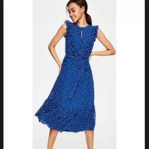Boden Blue Dress